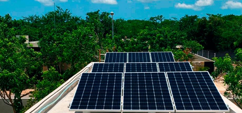 Cuantos paneles solares debo instalar en mi casa