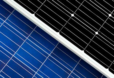 Paneles Solares Monocristalinos y Policristalinos